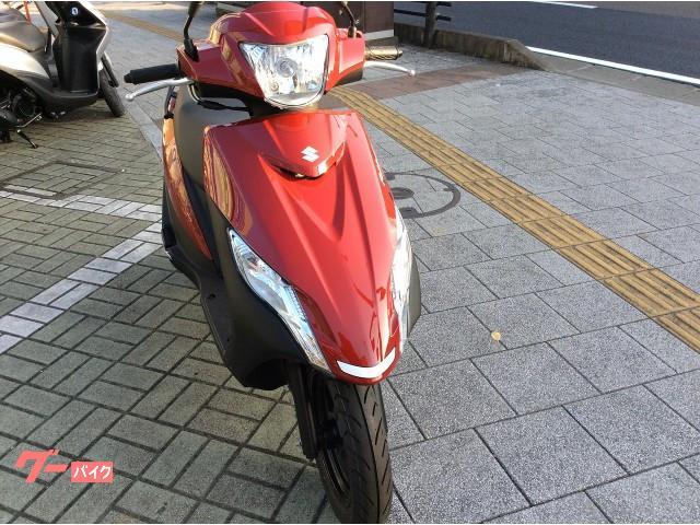 スズキ アドレス125の画像(宮城県