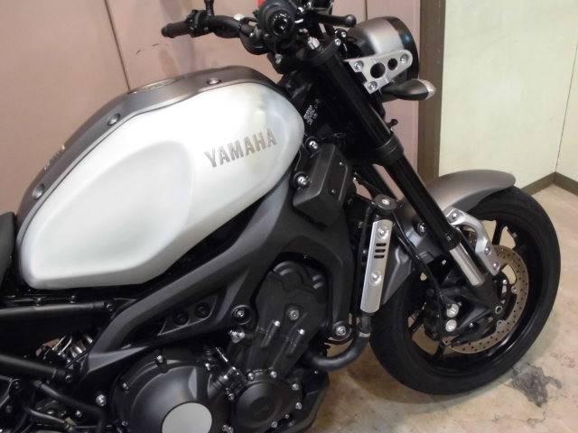 ヤマハ XSR900の画像(宮城県