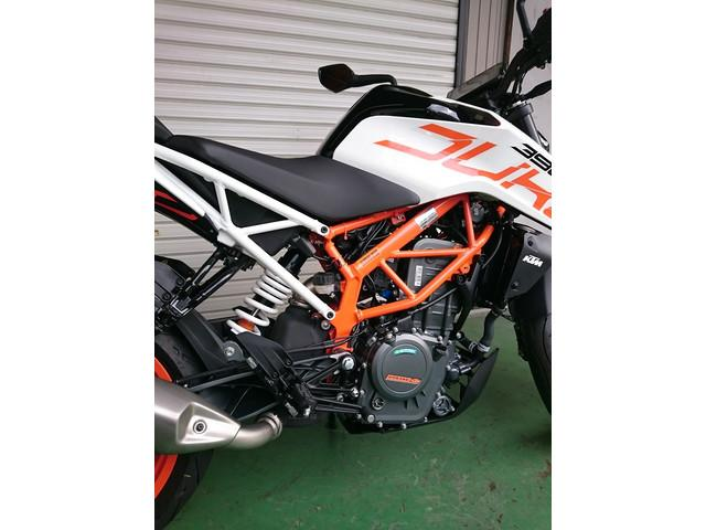 KTM 390デュークの画像(宮城県