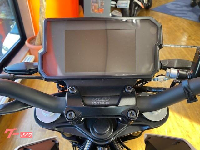 KTM 125デュークの画像(宮城県