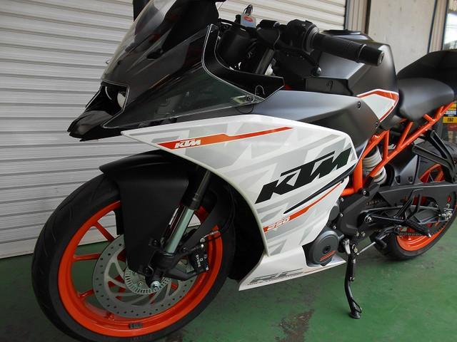 KTM RC250の画像(宮城県