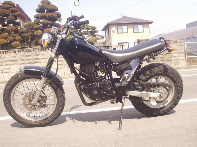 ヤマハ TW200Eの画像(山形県
