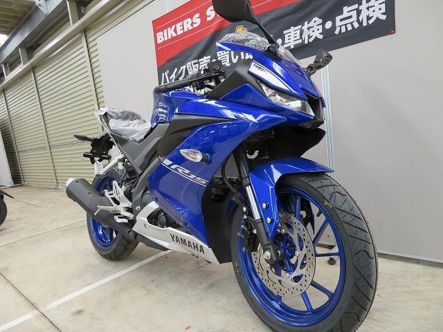 ヤマハ YZF-R15の画像(宮城県