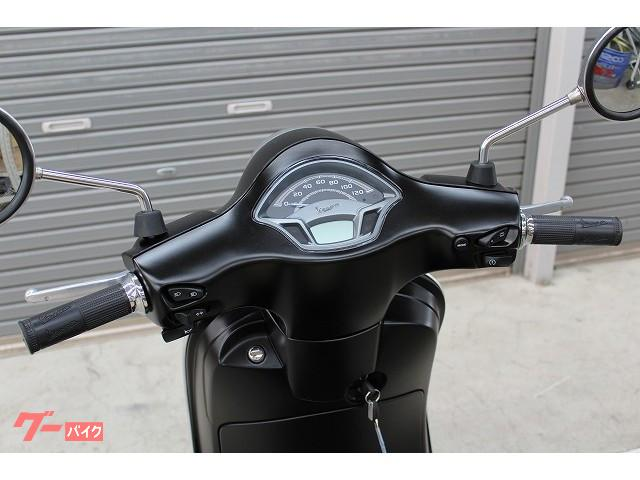 VESPA VXL125 インジェクション LEDヘッドライト搭載 国内未発売モデルの画像(宮城県