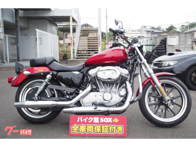 XL883L ロー 2012年モデル