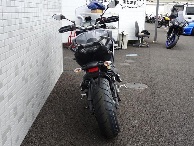 ヤマハ トレイサー900(MT-09トレイサー)の画像(宮城県