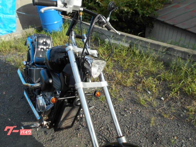 ホンダ スティード400の画像(福島県