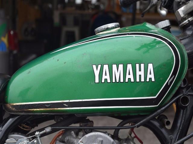 ヤマハ SR400 VMX仕様の画像(福島県