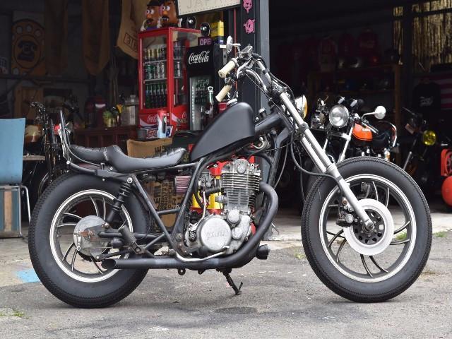 ヤマハ SR400 Vintage Chopperの画像(福島県