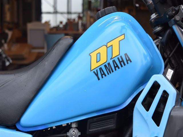 ヤマハ DT50の画像(福島県