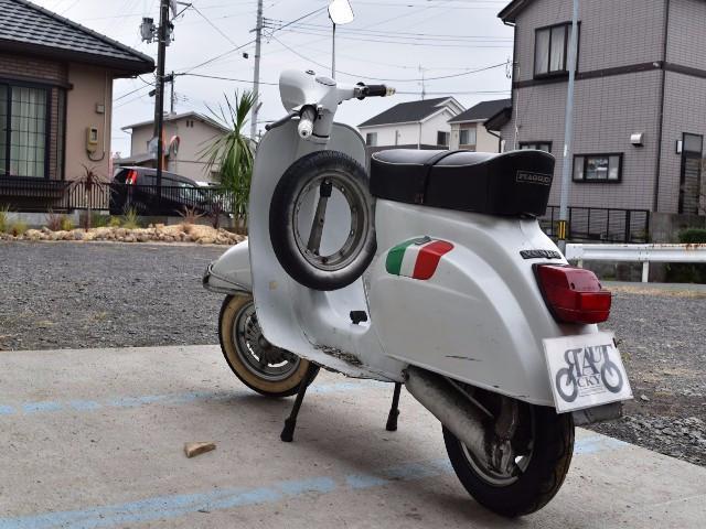 VESPA 125ET3の画像(福島県