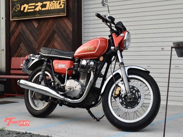 ヤマハ TX650の画像(福島県