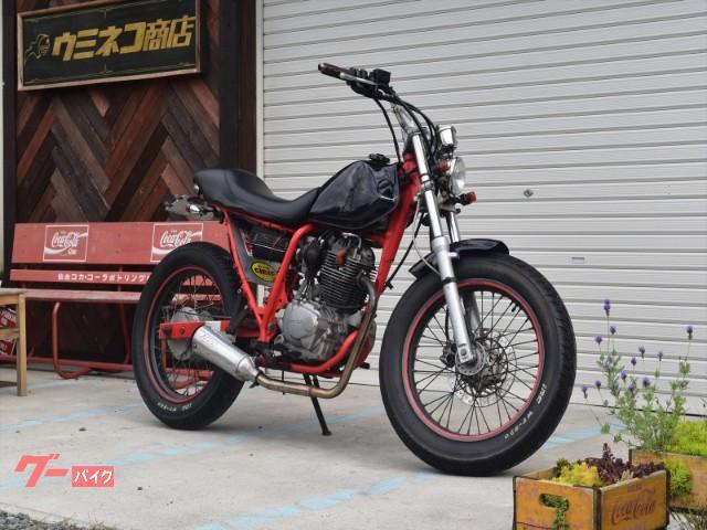 ホンダ FTR223 トリコロール マジョーラの画像(福島県