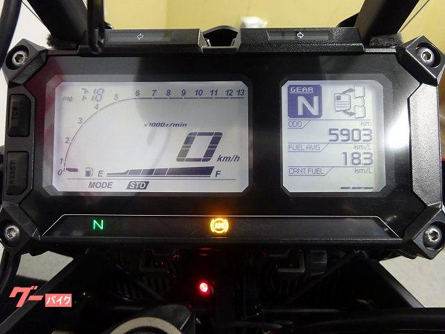 ヤマハ トレイサー900(MT-09トレイサー) ABSの画像(福島県
