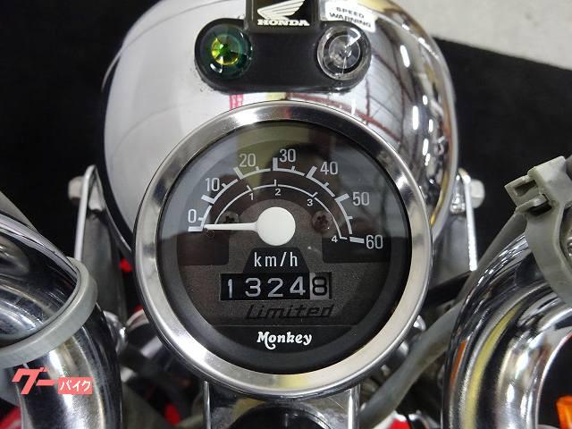 ホンダ モンキー 88ccボアアップ マフラーの画像(福島県