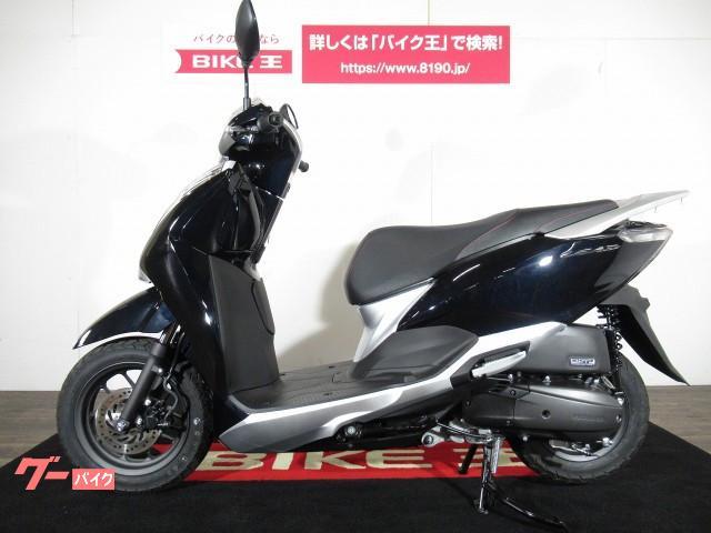 ホンダ リード125 ワンオーナー車の画像(福島県