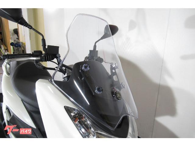 ヤマハ マジェスティS ロングスクリーン装備の画像(福島県