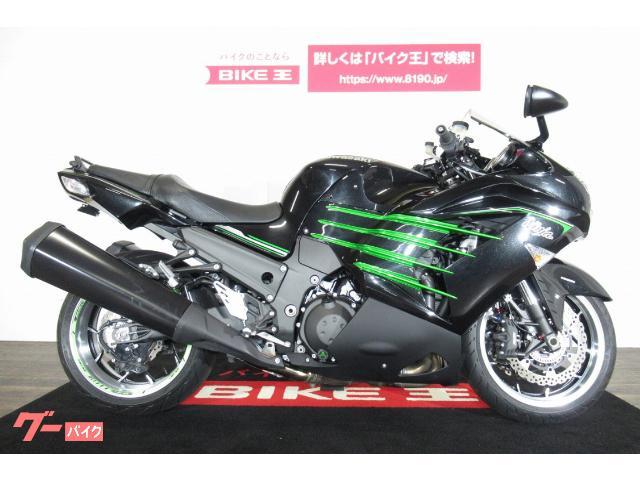 Ninja ZX−14R 正規逆車 バーハン・フェンダーレス仕様