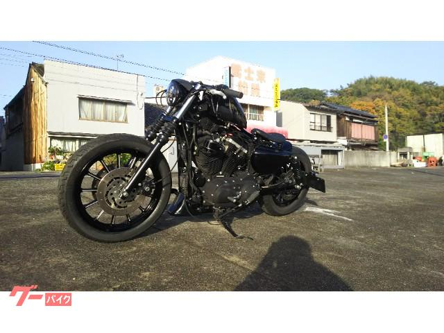 HARLEY-DAVIDSON XL883Rの画像(愛媛県