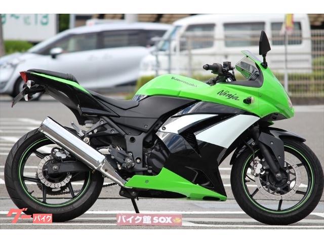 Ninja 250R スペシャルエディション 2009年モデル