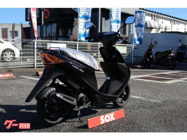 スズキ アドレスV50の画像(愛媛県