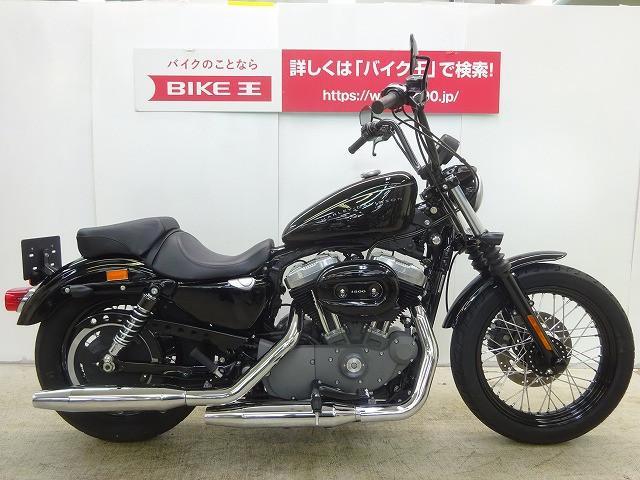 HARLEY-DAVIDSON XL1200N ナイトスター アップハンドル ウインカーカスタムの画像(栃木県
