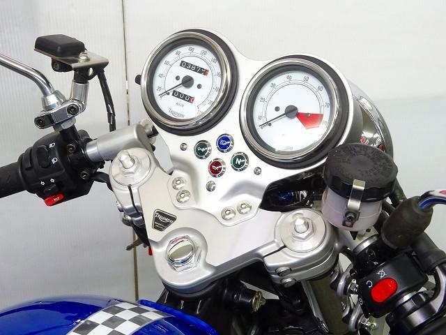 TRIUMPH スラクストン900 1オーナー ETCの画像(埼玉県