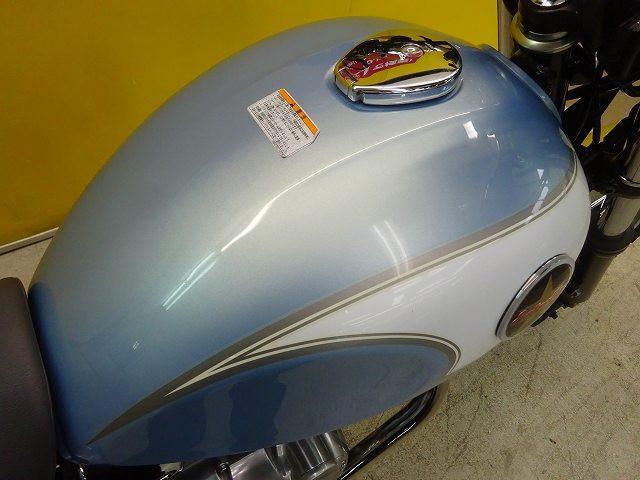 カワサキ エストレヤ サイドバッグサポート付き インジェクション車の画像(栃木県