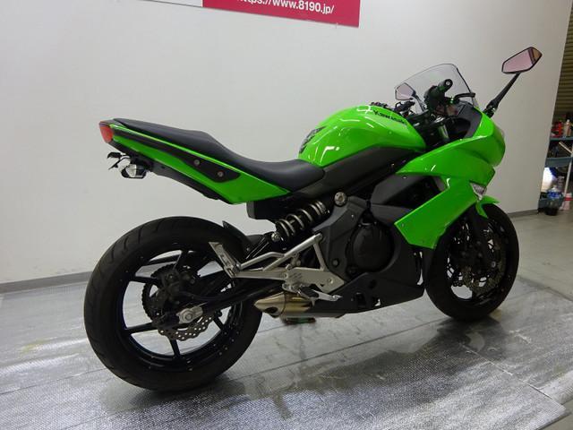 カワサキ Ninja 400R リアフェンダーレスKIT付きの画像(栃木県