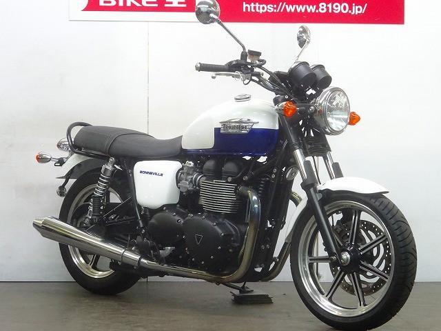 TRIUMPH ボンネビル 860cc 1オーナー ETCの画像(埼玉県