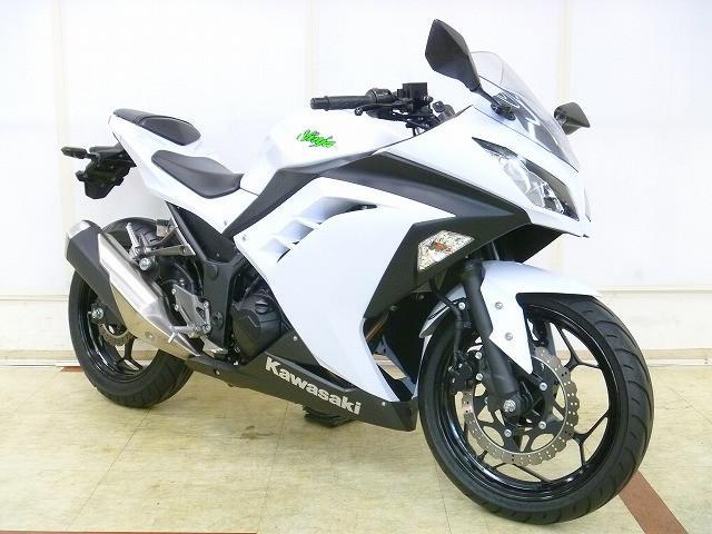 カワサキ Ninja 250 ETC付の画像(埼玉県