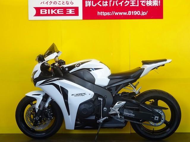 ホンダ CBR1000RR SC59 ETC付 前後タイヤ17年製造の画像(埼玉県