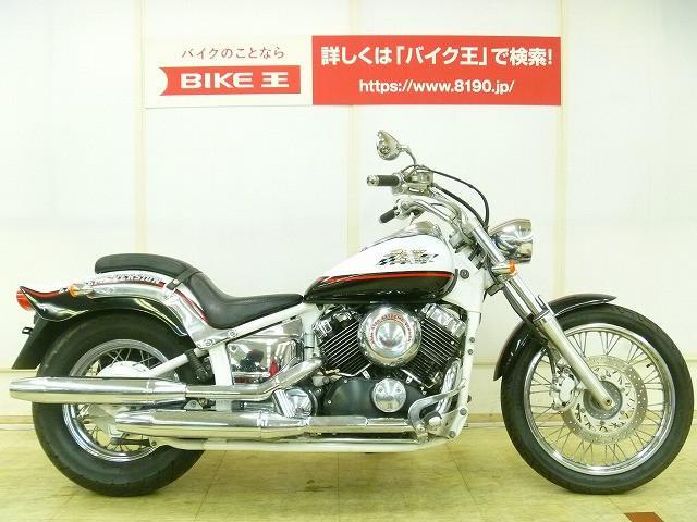 ヤマハ ドラッグスター400 エクストリームバージョン サイドバック付の画像(埼玉県