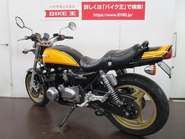 カワサキ ZEPHYR750 モリワキモナカ バックステップの画像(千葉県