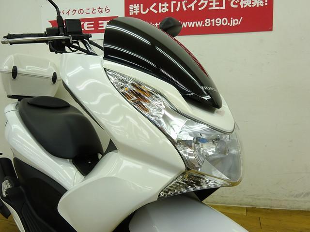 ホンダ PCX タイ仕様 ワンキーリアボックス付きの画像(千葉県