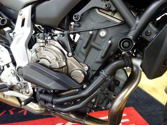 ヤマハ MT-07 ワンオーナー Y'sギアエンジンスライダーの画像(栃木県