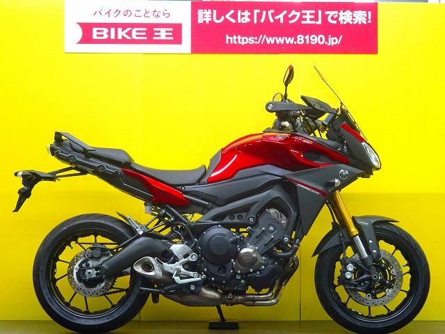 ヤマハ MT-09トレーサー 1オーナー ETCの画像(埼玉県