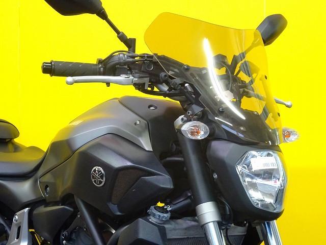 ヤマハ MT-07 ABS 1オーナー カスタムの画像(埼玉県