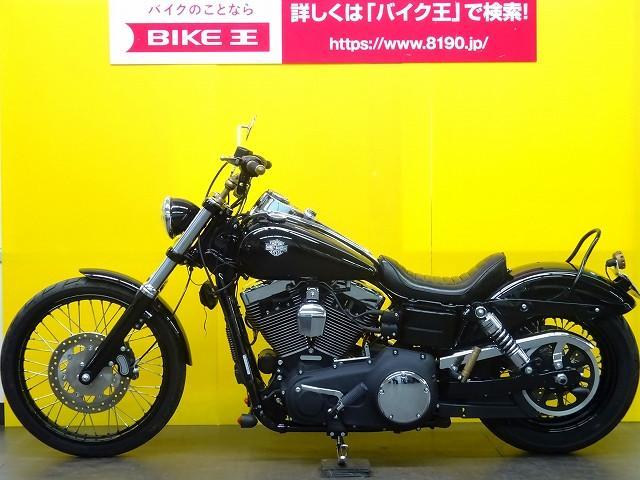 HARLEY-DAVIDSON FXDWG ワイドグライド 1オーナー カスタムの画像(埼玉県