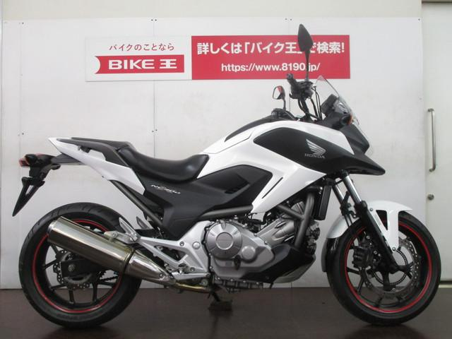 ホンダ NC700X ABS フルノーマルの画像(千葉県