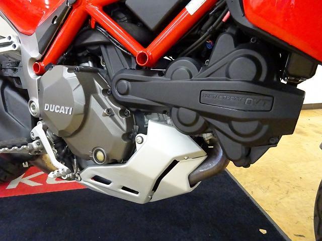 DUCATI ムルティストラーダ1200S ワンオーナー 純正オプションタンクバックの画像(宮城県