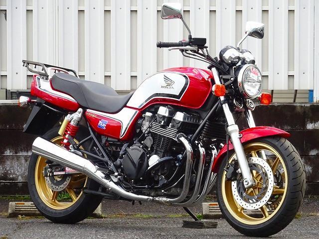 ホンダ CB750 最終型 エンジンガード リアキャリアの画像(埼玉県