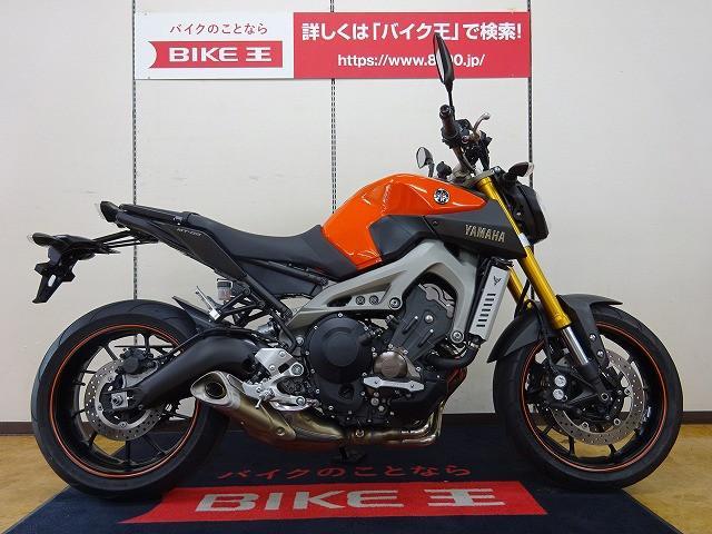 ヤマハ MT-09 グラブバー装備 2014年式の画像(宮城県