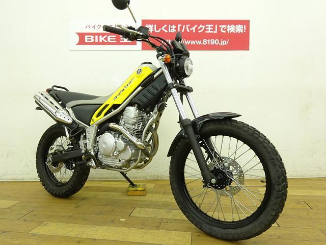 ヤマハ トリッカー キャブ車 フルノーマル車の画像(千葉県