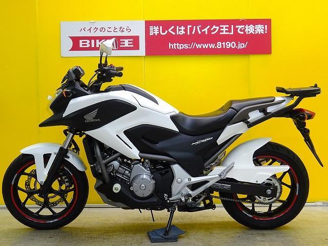 ホンダ NC700X タイプLD DCT・ABS付きモデル ワンオーナー車の画像(栃木県