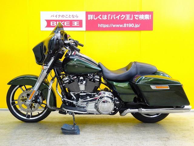 HARLEY-DAVIDSON FLHXS107 ストリートグライドスペシャル ハードキャンディカスタムの画像(栃木県