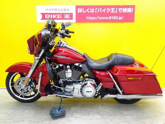 HARLEY-DAVIDSON FLHX ストリートグライド ワンオーナー ロワーフェアリング付きの画像(栃木県