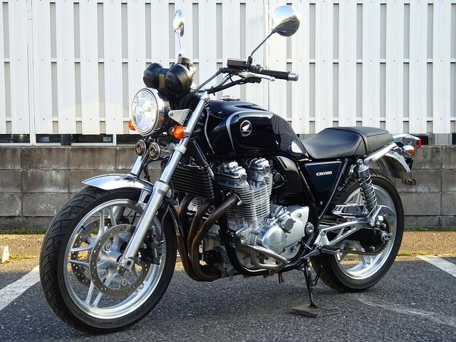 ホンダ CB1100 ABS 1オーナー カスタムの画像(埼玉県