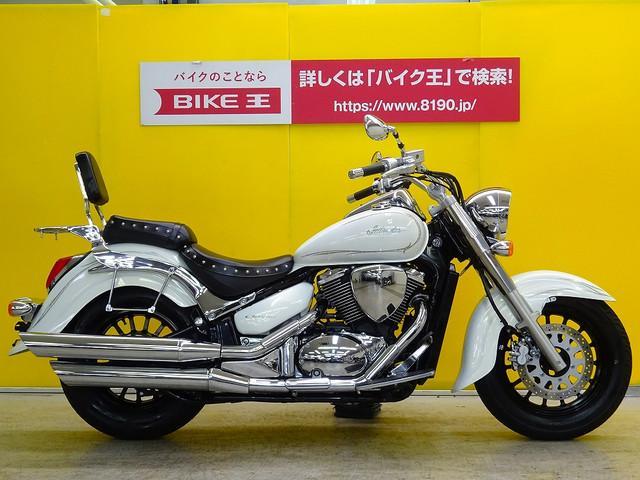 スズキ イントルーダークラシック キャストホイール限定モデル ワンオーナー車の画像(栃木県
