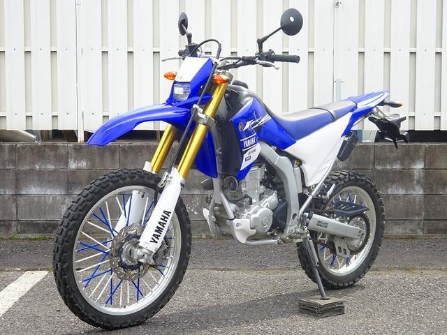 ヤマハ WR250R 17年モデル スポークカバーの画像(埼玉県